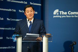 Torture architect John Yoo
