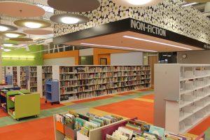 McAllen, Texas, Library