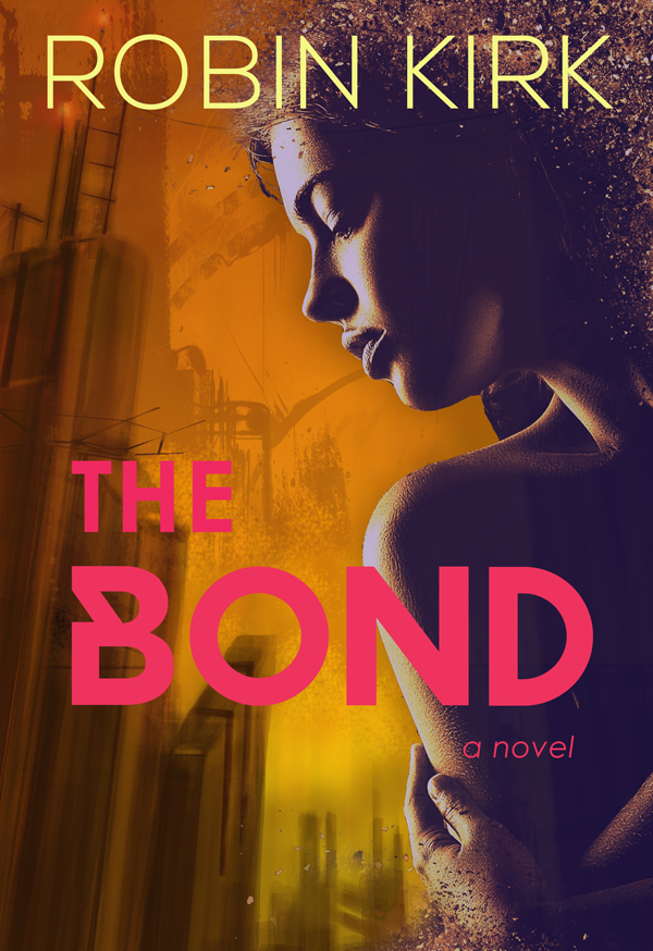 The Bond cover reveal